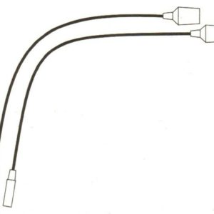 Citroen Mehari  2cv Arcadiane Formula Power 10mm Race Performance Ht Leads.fp411