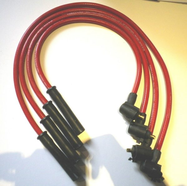 Ford, Escort, Fiesta, Orion Cvh, Formula Power 10mm Race Performance  Plug Leads