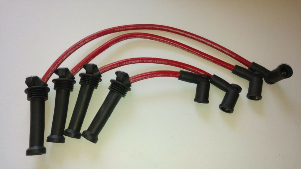 Ford Fiesta, St150, Formula Power 10mm Race Performance Ht Ignition Leads.