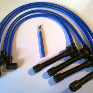 Formula Power 10mm High Energy Plug Lead Set To Fit Hyundai Elantra Lantra Mk2