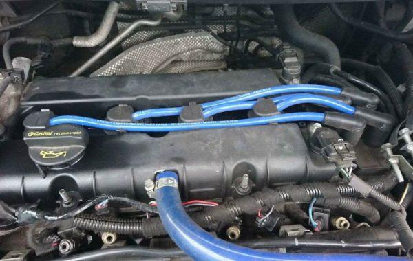 Ht Ignition Leads Ford Fiesta Wq Xr4 2 Core Splitfire Race Performance Set