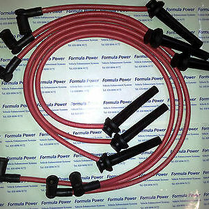 Ht Leads Fits Ford Mondeo 3 Ltr, V6, 24v Formula Power 10mm Race Performance Set