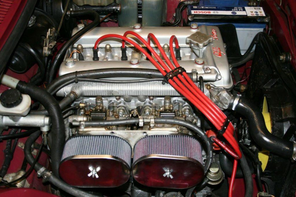 Ignition Leads Alfa Romeo Giulietta,10mm Formula Power Race Performance Set.