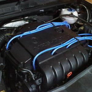 Ignition Leads Fit Volkswagen Sharan Vr6,formula Power 10mm Race Performance Set