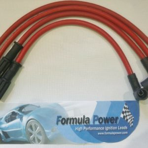 Ignition Leads Fits Fiat Panda (141a) Formula Power 10mm Race Performance Set