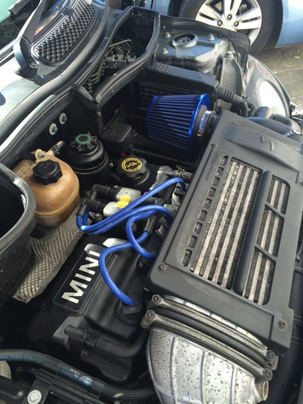 Ignition Leads Fits Bmw Mini, Cooper, S, Formula Power 10mm Race Performance Set