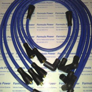 Ignition Leads Jaguar E Type 4.2 10mm Formula Power Race Performance Set