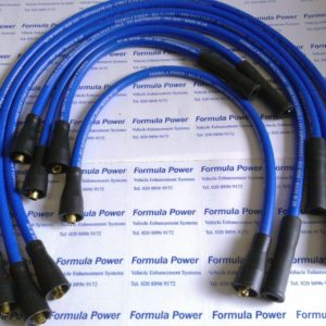 Ignition Leads Opel Commodore 2.5 2.8 V6 Formula Power 10mm Race Performance Set