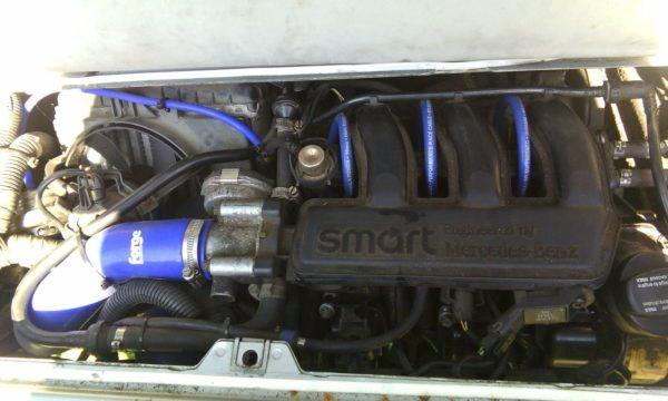 Ignition Leads Smart Cabrio 600, Mcc Formula Power 10mm Race Performance Sets