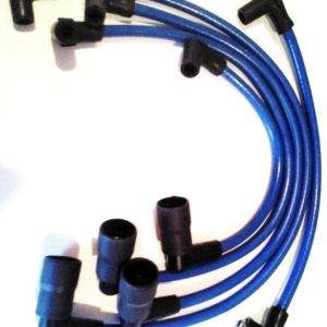 Ignition Leads Volvo 480 1.7 Turbo Formula Power 10mm Performance Sets.