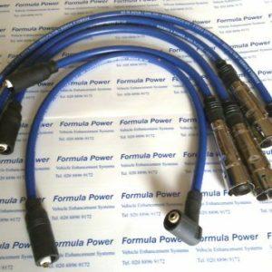 Ignition Leads Vw Passat 1.6. 1.8 G60 Formula Power,10mm Race Performance Set