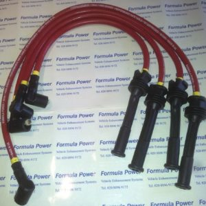 Renault Clio Mk2 172/182 Rs Sport Red Formula Power,8mm Performance Lead Sets