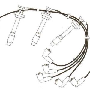 To Fit Nissan 100nx 2.0. 16v B13 10mm Formula Power Race Performance Leads Fp189