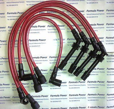 Vauxhall Cavalier Mk3 C20ne Formula Power 10mm Race Quality Plug Lead Set. Fp852