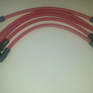 Ignition Ht Leads Fits Mgb Gt, Roadster,formula Power 10mm Race Performance Set