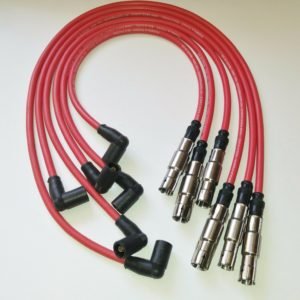 Ignition Leads Vw Corrado Vr6  Aaa Abv, Db2 10mm 3 Core Race Performance Sets