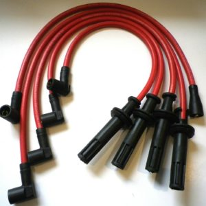 Lancia Delta 1, Turbo 831abo Formula Power 10mm Race Performance Ht Plug  Leads.