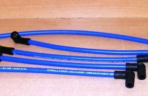 Land Rover, Defender 2.5  90> 10mm Formula Power Race Quality Ht Leads. Fp170