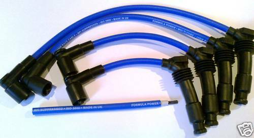 Ht Ignition Leads.for Ford Focus  Mk2,ti-vct,10m Formula Power Race Performance
