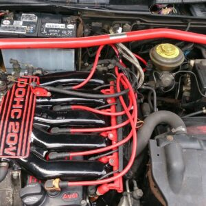 Audi Coupe.s2. 2.2 20v, 5cyl. 10mm Formula Power Race Performance Lead Set.