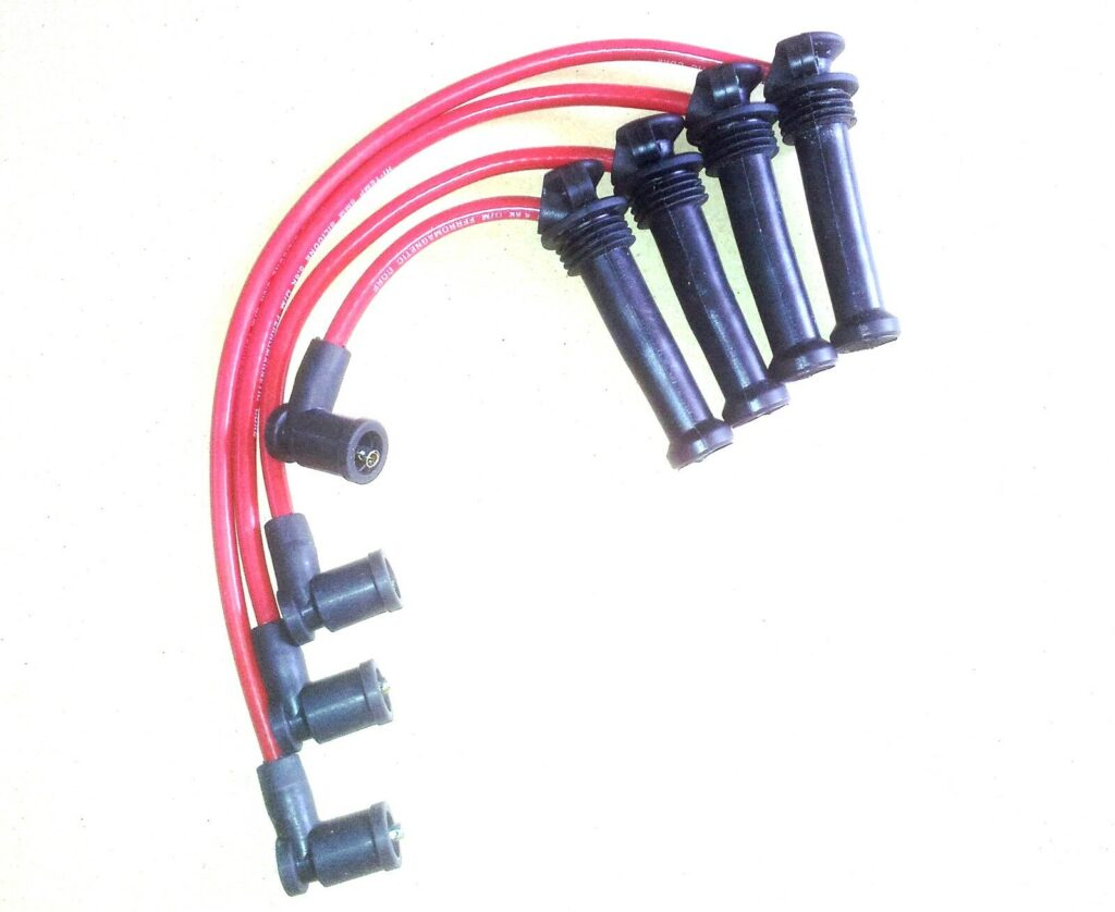 Ford, Mondeo Duratec 8mm Formula Power Performance, Ht, Plug Ignition Leads.