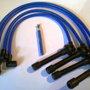 Formula Power 10mm High Energy Plug Lead Set To Fit Hyundai Elantra Lantra Mk2