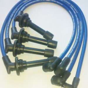Honda Concerto, Crx, Integra, Formula Power 10mm Race Quality Ht Plug Lead Set.