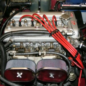 Ignition Leads Alfa Romeo Alfetta Gt,10mm Formula Power Race Performance Set.