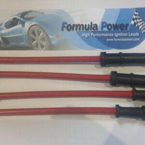Ignition Leads Fiat Grande Punto Siena Formula Power 10mm Race Performance Set