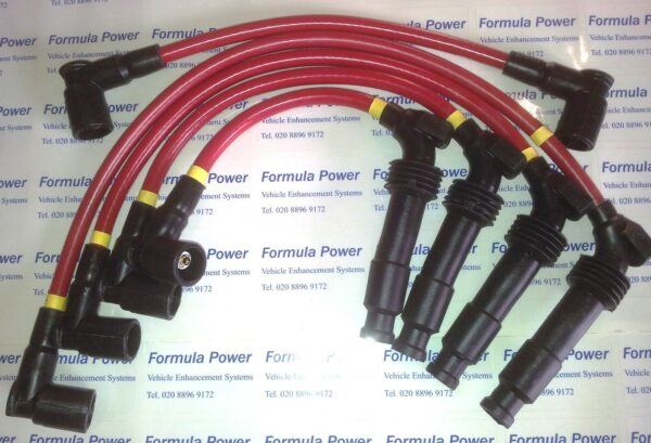 Ignition Leads Fit Opel Vectra ,c20xe Formula Power 10mm Race Performance Set.