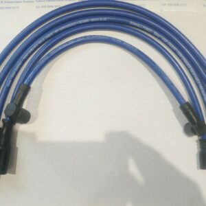 Ignition Leads Fits Fiat Tempra 1.8 In Formula Power 10mm Race Performance Set.
