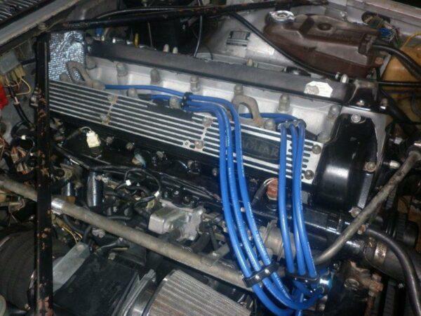 Ignition Leads Jaguar E Type 4.2 10mm Formula Power Race Performance Set