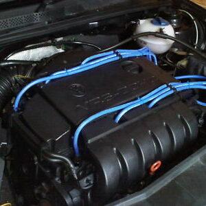 Ignition Leads Volkswagen Golf Vr6, Obd2 Formula Power 10mm Race Performance Set