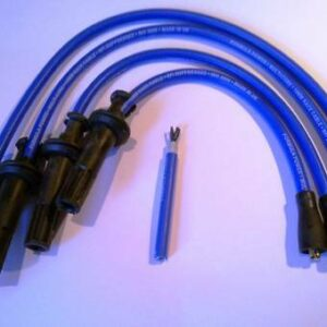 Lancia Delta Mk1, Turbo 10mm Formula Power Race Performance Ht Plug Leads.fp386