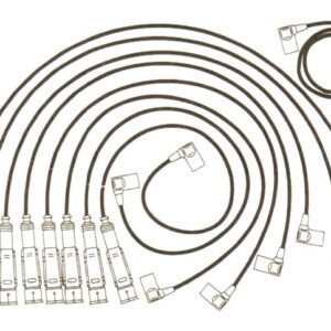 Mercedes Sl380 Sl500 S380 S500 Formula Power 10mm Race Performance Ht Lead Set