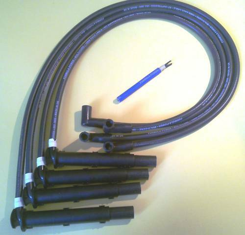 Rover Mgf K Series 1.8, Vvc, Formula Power 8mm Race Performance Ht  Lead Sets