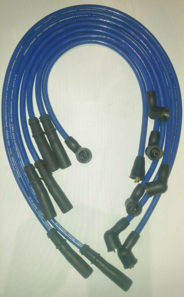 To Fit Nissan Patrol 4.2. Y60. 10mm Formula Power Race Performance Leads Fp262