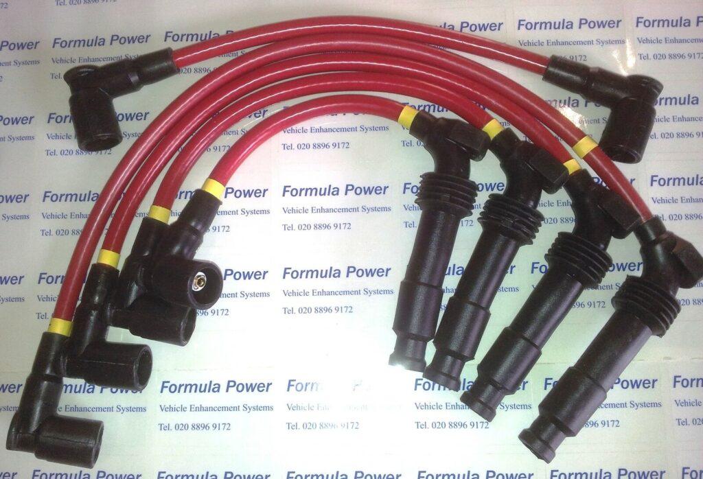 Vauxhall Cavalier 2.0 16v C20let 10mm Formula Power Race Performance Ht Leads