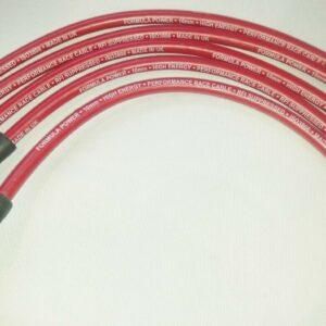 Ignition Leads Chrysler Voyager Formula Power 10mm Race Performance Sets.