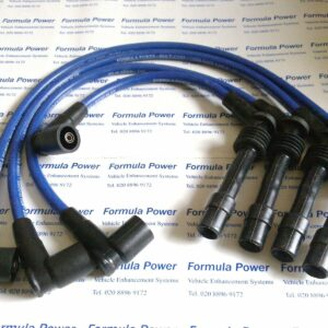 Ignition Leads Vauxhall Combo Formula Power 10mm Race Performance Set