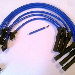 Ford Granada, Scorpio,boa,cosworth Formula Power 10mm Race Performance Ht Leads.