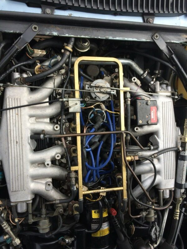 Jaguar Xjs 5.3 V12 Formula Power 10mm Race Performance Spark Plug Ht Lead Sets