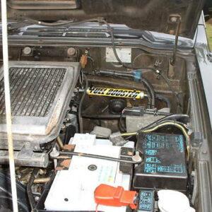 Mitsubishi Shogun, Pajero, More Power, Less Emissions/smoke, Cleaner Engine.